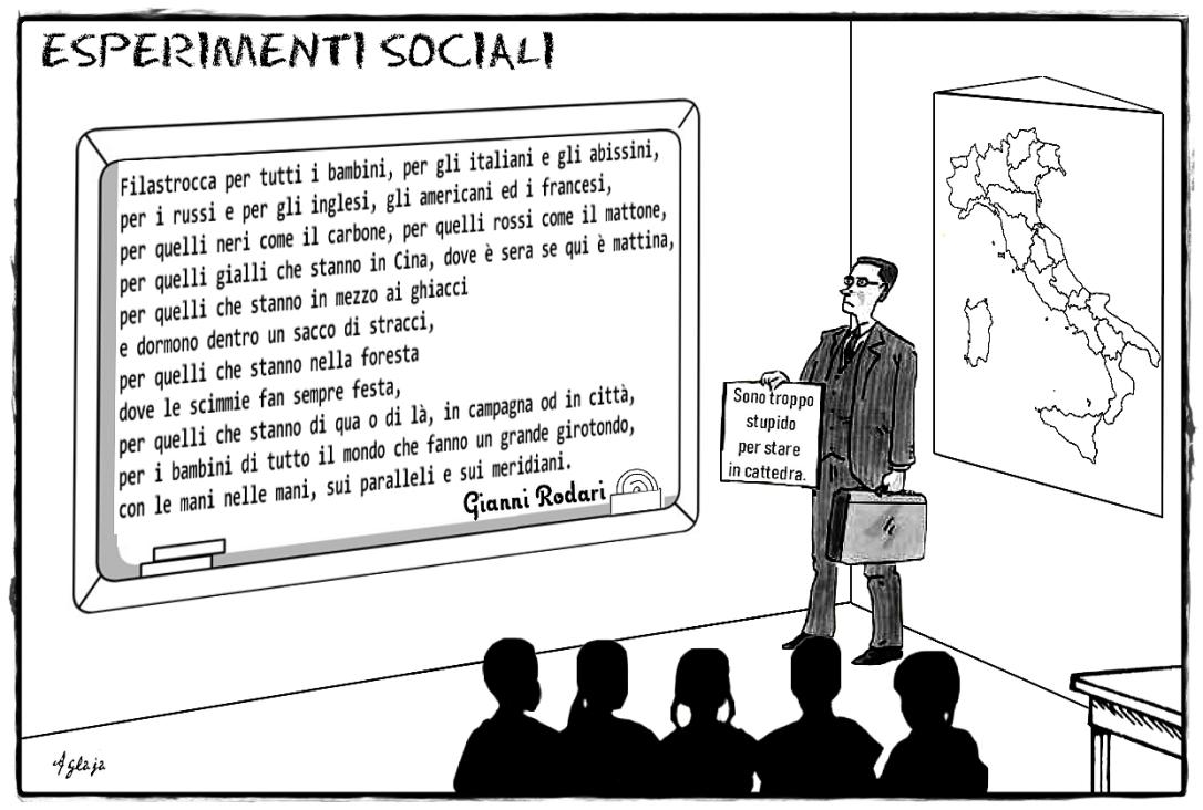 esperimenti sociali