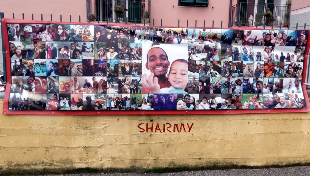 Sharmy_striscione