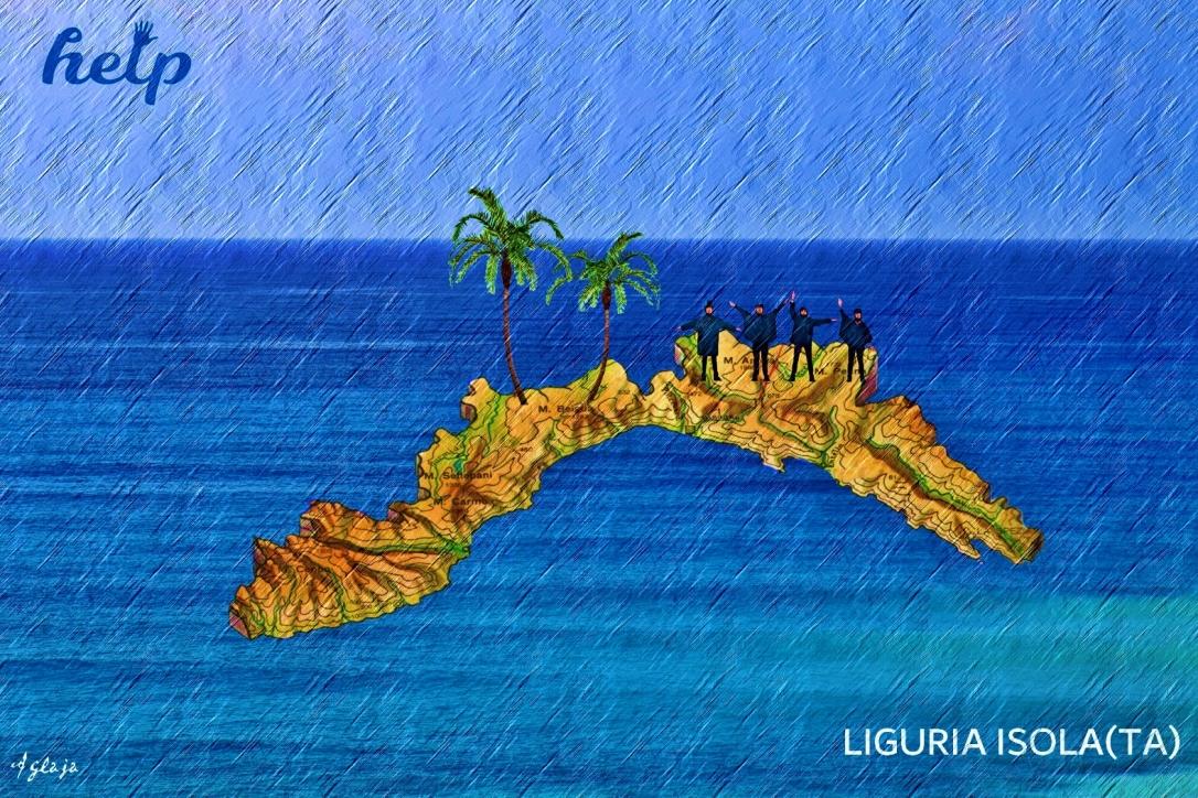 liguria isola